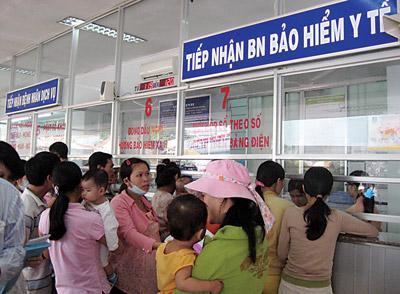 Mất thẻ BHYT vẫn được thanh toán tiền khám chữa bệnh?
