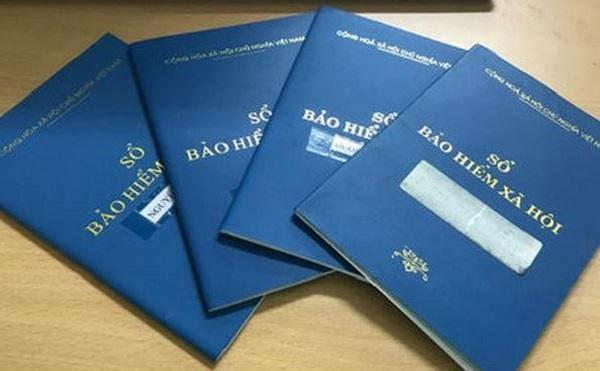 Hướng dẫn kê khai hồ sơ cấp lại sổ BHXH do điều chỉnh thông tin trên sổ BHXH trên phần mềm BHXH IBH hồ sơ số 608